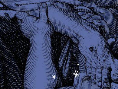 Maddalena ai piedi di Cristo