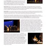 Banquet Céleste : Bach enchante Noël à Rennes et Caen