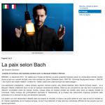 Rennes : cantate di Bach